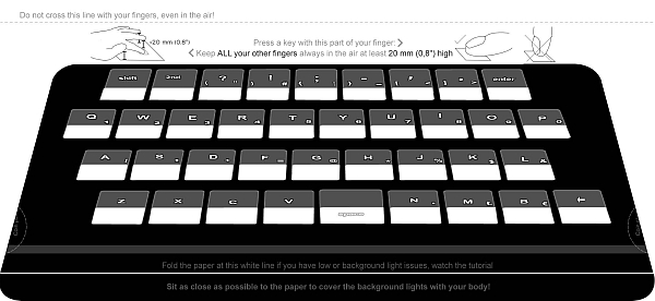 Paper Keyboard Iphone Pdf